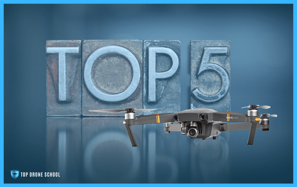 Top 5 Industries That Need Drone Pilots Now